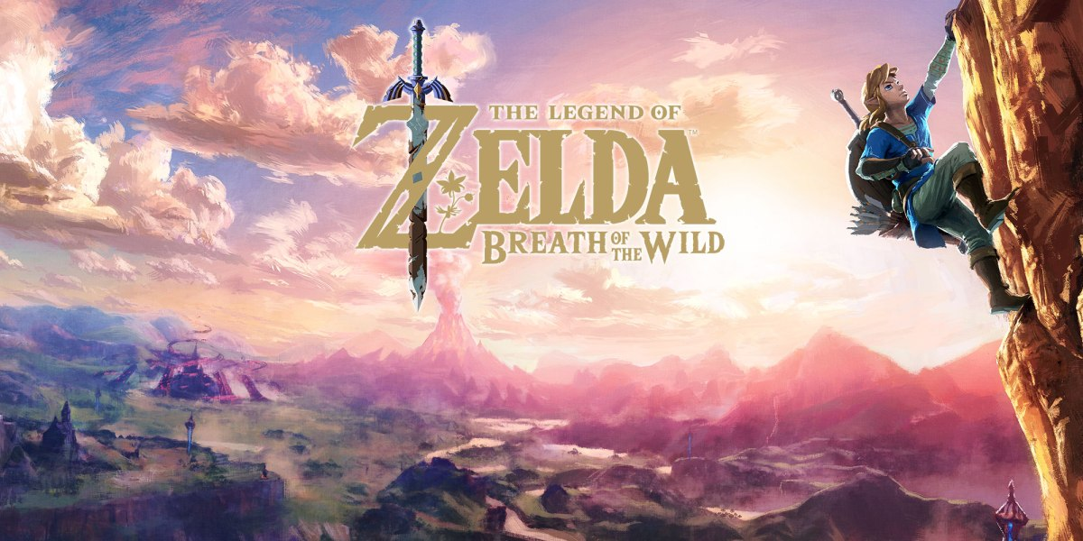 The Legend of Zelda: Breath of the Wild (Switch) Review